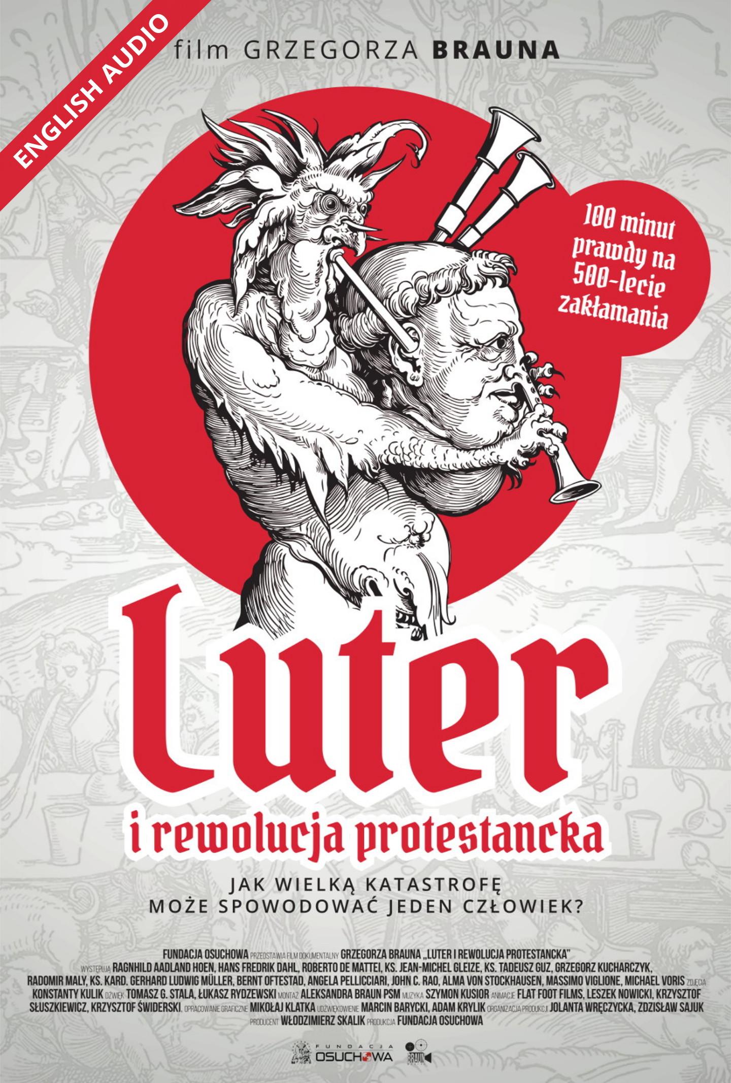 Catholic reformation protestant Martin Luther history documentary film media  heresy Poland